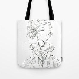 odango Tote Bag