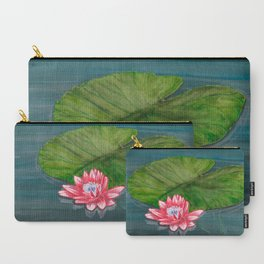 Water Lilies 1 Carry-All Pouch