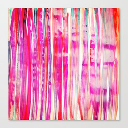Touched #society6 #painting #buyart Canvas Print