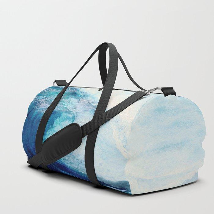 Waves II Duffle Bag
