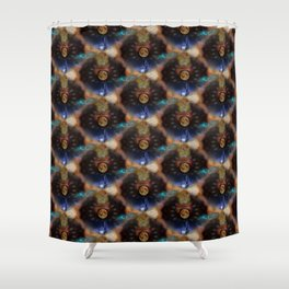 Energy Series: Fascination Shower Curtain