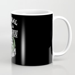 Pugsley: Normal is Boring Coffee Mug
