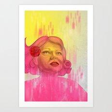 Follies Art Print