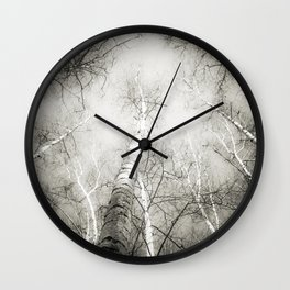 Into the Forest - Nr. 5 Wall Clock