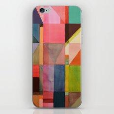 klee words iPhone & iPod Skin