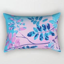 Interleaf -Trans Rectangular Pillow