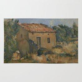 Abandoned House near Aix-en-Provence Rug