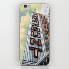 Paramount - Oakland, CA iPhone & iPod Skin
