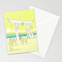 Hiroshima Bay | Travelinary #01 Stationery Cards