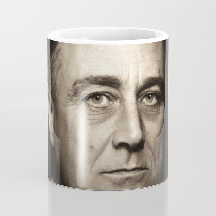 Franklin D. Roosevelt, about 1932 Coffee Mug