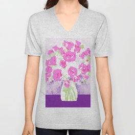 Centerpiece Unisex V-Neck