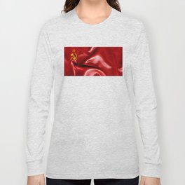 Soviet Union Flag Long Sleeve T-shirt