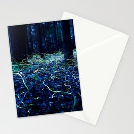 Glow in the Dark Stationery Cards