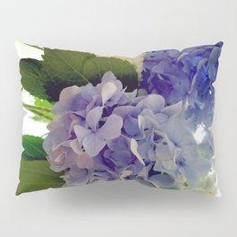 Hydrangea Bouquet Pillow Sham