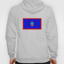 Guam country flag Hoody