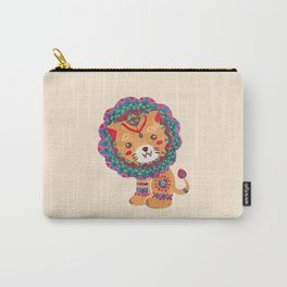 The Little King of the Jungle Carry-All Pouch