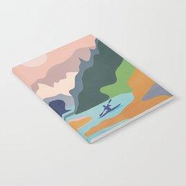 River Canyon Kayaking Notebook