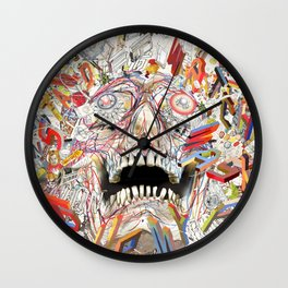 KN/PC: Infinite Jest Wall Clock