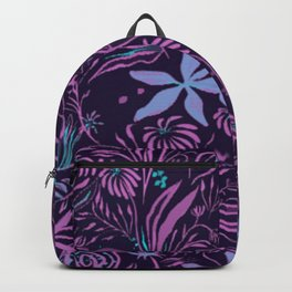 Tropical Stamp Backpack