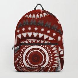 Ruby Mandalas Backpack