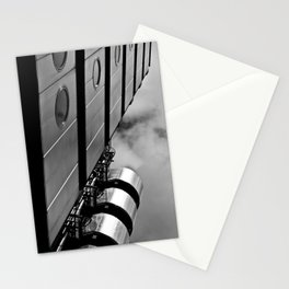 London building abstract  Stationery Cards