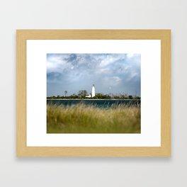 Chantry Island Framed Art Print