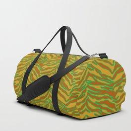 Tiger Print - Safari Duffle Bag
