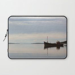 Old Fishing Trawler Laptop Sleeve