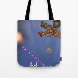 War Stars: Sparkles Tote Bag