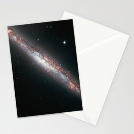 Spiral Galaxy NGC 5775 Stationery Cards