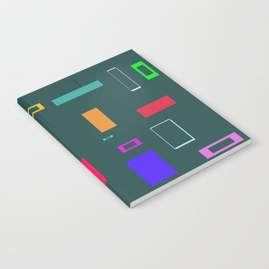 Squares and Rectangles Notebook