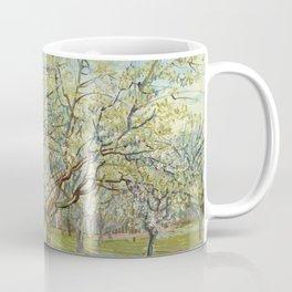 "Vincent van Gogh ""The White Orchard"" Coffee Mug"