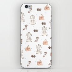 Fashionista  iPhone & iPod Skin
