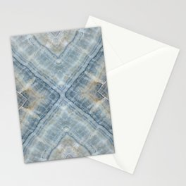 Marble Zag Stationery Cards