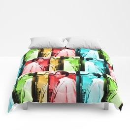 Progressive Regression Comforters
