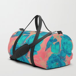The Blue Rose Duffle Bag