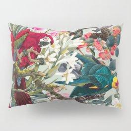 FLORAL AND BIRDS XXII Pillow Sham