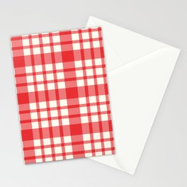 Landon Plaid Stationery Cards