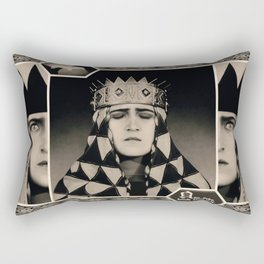 SACRIFICE (KRIEMHILD) Rectangular Pillow