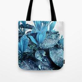 Blue Mood Tote Bag
