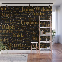 The Greats part 1 Wall Mural