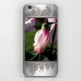 Cyclamen named Metis Victoria iPhone Skin