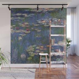 Water Lilies - Claude Monet Wall Mural