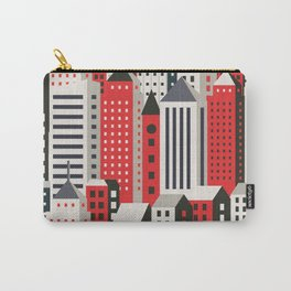 Urban city Carry-All Pouch