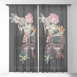 Brainstorming Sheer Curtain