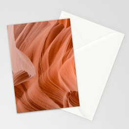 Lower Antelope Canyon Stationery Cards