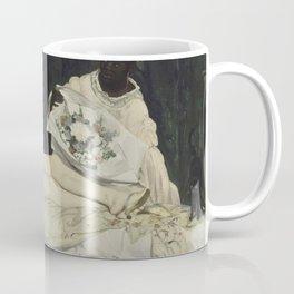 Edouard Manet - Olympia Coffee Mug