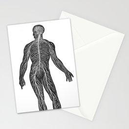 Body Diagram No. 5 Stationery Cards