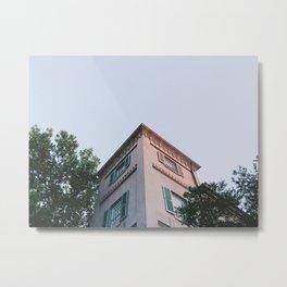 Randolph Hall Metal Print