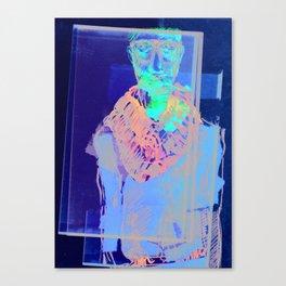 malemolência Canvas Print